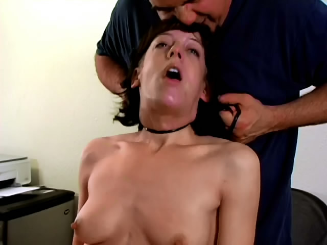 Slow real wife handjob